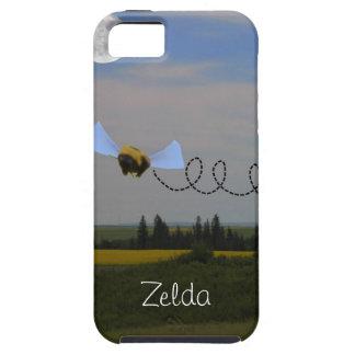 I Phone Tough Case Zelda the Bee iPhone 5 Case