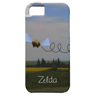 I Phone Tough Case Zelda the Bee