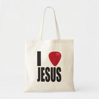I Pick Jesus Tote Bag