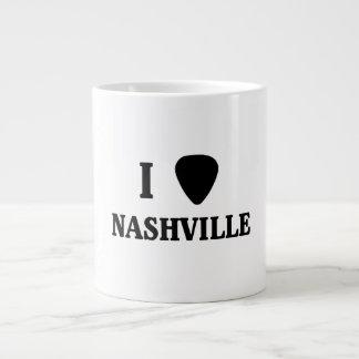 I Pick Nashville Large Coffee Mug