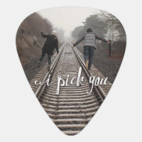 I pick you Love Ampersand Initials couples