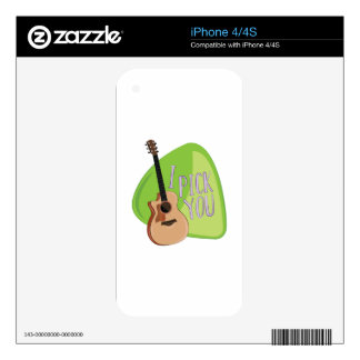 I Pick You Skins For iPhone 4S