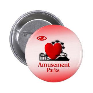 I Pin de los parques de atracciones del corazón/bo