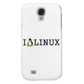 I pingüino Linux Funda Para Galaxy S4