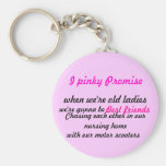 I pinky Promise, Key Chain