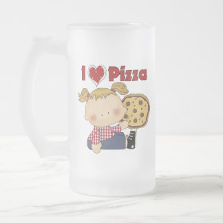 I pizza del corazón taza de café