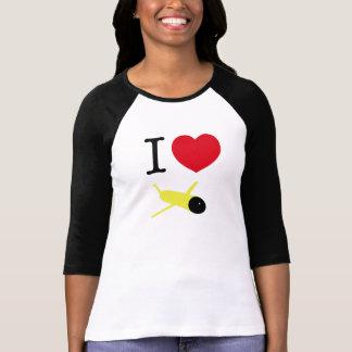 I planeadores del corazón camiseta