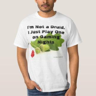 I Play a Druid T-Shirt