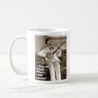 I Play Banjo ... Mug