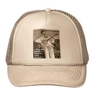 I Play Banjo ... Truckers Hat