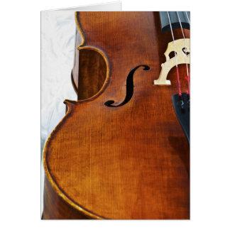 I play Cello Card
