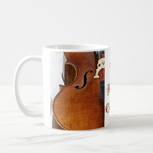 I play Cello Coffee Mug
