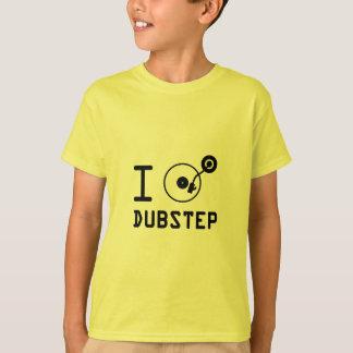 I play Dubstep / I love Dubstep / I heart Dubstep T-Shirt