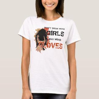 I Play - I Fight, I Do Martial Arts T-Shirt for