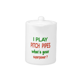 I play Pitch Pipes what's your superpower ?