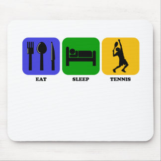 I Play Tennis What's Your Super Power Mouse Pads