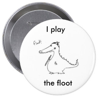 I play the floot buttons