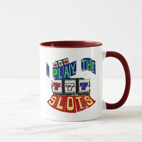 I Play The Slots Mug