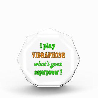 I Play Vibraphone Awards