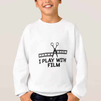 I Play With Film Sweatshirt