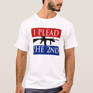 I Plead The 2nd Men's Shirt