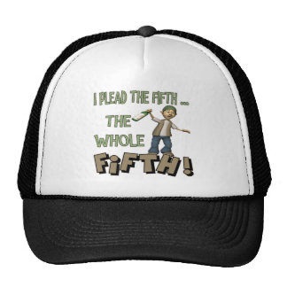 I Plead The Fifth Beer T-shirts Gifts Trucker Hat