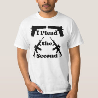 I Plead the Second Shirts