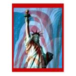 I Pledge Allegiance Postcard