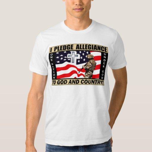 I Pledge Allegiance! Shirts