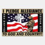 I Pledge Allegiance! Sign