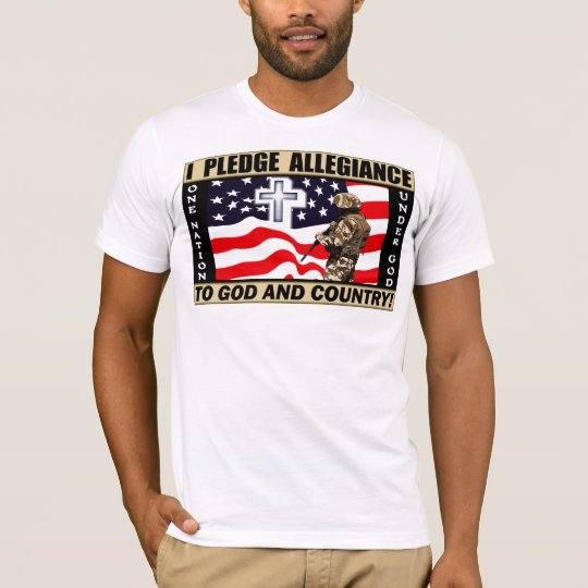 I Pledge Allegiance! T-Shirt
