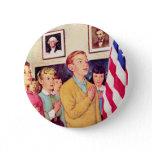 I Pledge Allegiance To the Flag Button
