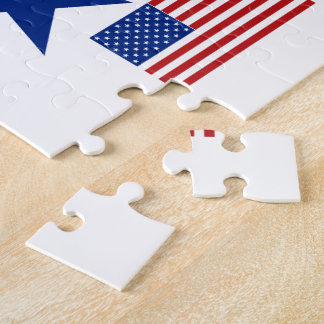 I pledge Allegiance to the flag Jigsaw Puzzles