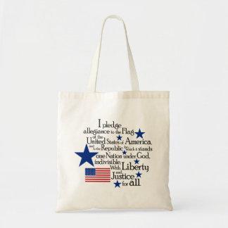 I pledge Allegiance to the flag of the United Bag