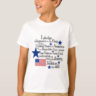 I pledge Allegiance to the flag of the United T-Shirt