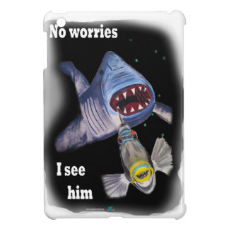 i pod mini case Shark iPad Mini Cover
