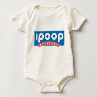 i poop everyday toddler baby bodysuit