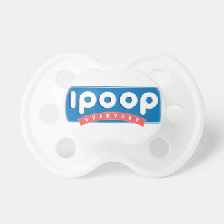 i poop pacifier