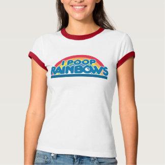 I Poop Rainbows T Shirt