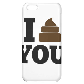 I Poop You Cover For iPhone 5C