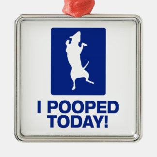 ¡I Pooped hoy! Ornamento De Reyes Magos