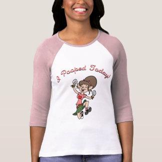 ¡I Pooped hoy! - f Camiseta