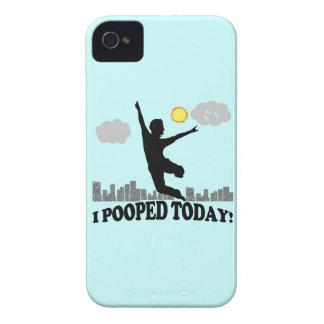I Pooped hoy iPhone 4 Coberturas