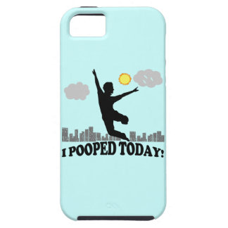 I Pooped hoy iPhone 5 Protector