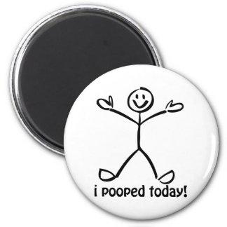 I Pooped hoy Imanes