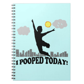 I Pooped hoy Notebook