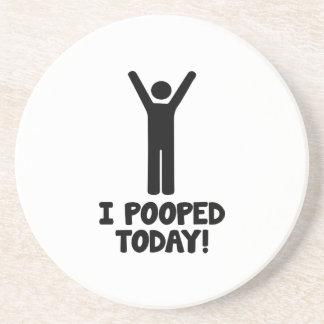 ¡I Pooped hoy! Posavaso Para Bebida