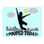 I Pooped hoy Postales
