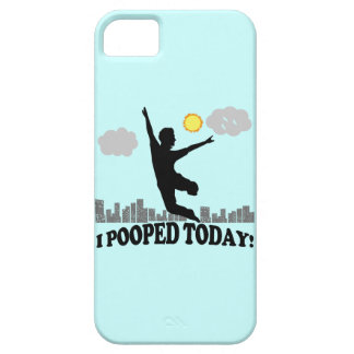 I Pooped Today iPhone SE/5/5s Case
