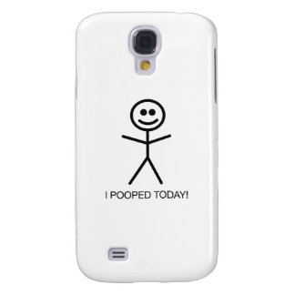 I Pooped Today! Samsung S4 Case